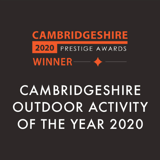 Cambridgeshire 2020 Prestige Awards Winner