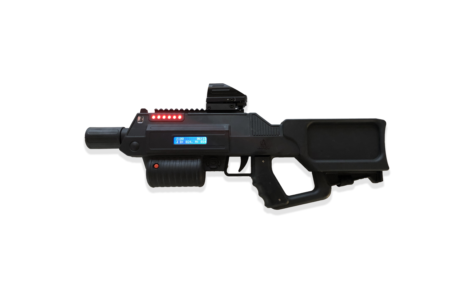 Live action gaming - laser tag Equipment